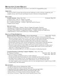 research on resume resume for your job application