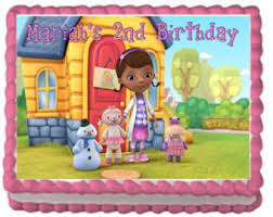 doc mcstuffins birthday cake doc mcstuffins birthday lambie stuffy hallie balloon