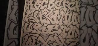 how to draw a graffiti alphabet graffiti u0026 urban art wonderhowto