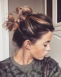 buns hair the 25 best buns ideas on hair buns twist