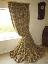 Gold Curtains 90 X 90 Huge Paoletti Tapestry Curtains 90