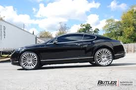 bentley gt3r custom custom kahn design bentley continental gt look at those wheels