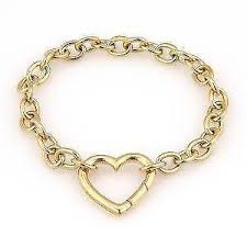 tiffany silver bracelet with heart images Tiffany heart bracelet ebay JPG