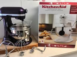 Kitchen Aid Mixers by Unboxing Kitchenaid Professional 600 Series 6 Quart 5 7l Bowl