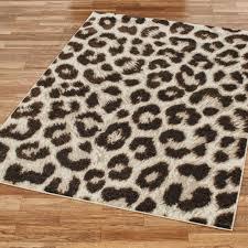 Faux Cowhide Area Rug Flooring Leopard Rug Faux Cowhide Rug Leopard Rug