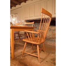 High End Dining Room Chairs Country Windsor Dining Chair Vermont Woods Studios