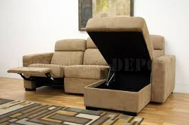 Sectional Sofas With Recliners And Chaise Artistic Sectional Sofa With Chaise And Recliner Tags Sofas Of