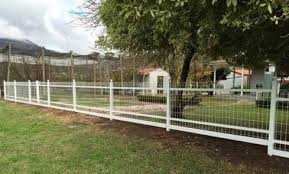 ornamental loop fencing galvanized 8 wire 100 roll x 50 t