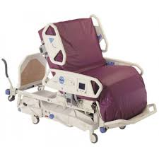 patient ready hill rom total care sport spo2rt hospital bed one