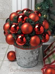 tinsel tuesday ballard designs knock diy ornament topiary