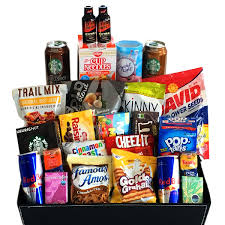college gift baskets college care page late study gourmet gift baskets