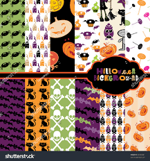 free cute halloween background cute halloween backgrounds stock vector 84163381 shutterstock