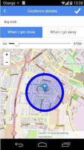 android geofence geofence starter ionic marketplace