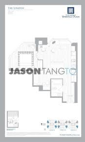 floor plan agreement yorkville plaza 155 yorkville toronto condos lofts