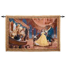 Hanging Pictures by Beauty And The Beast Tapestry Wall Hanging Shopdisney