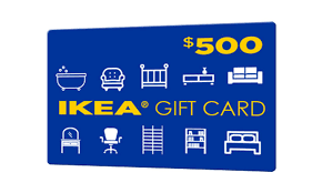 500 gift card get a 500 ikea gift card get it free