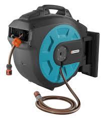 water hose reel wall mount best wall mount garden hose reel reviews findingtop com