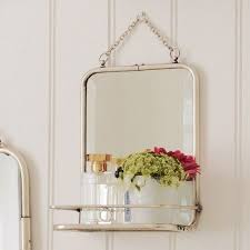 Bathroom Mirror Shelf by 35 Best Mirrors Images On Pinterest Bathroom Mirrors Mirrors
