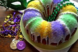 mardi gras king cake baby recipe and easy mardi gras king cake