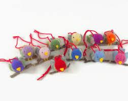 christmas mouse christmas ornament hanging mouse waldorf