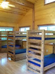 camp kern overnight facilities camp kern