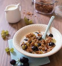 fait maison cuisine crunchy granola aux raisins frais fait maison les meilleures
