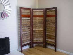 Custom Room Dividers by Buy A Handmade Rustic Room Divider Made From Reclaimed Lumber