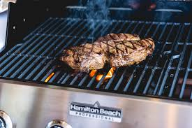 Marinated and Grilled London Broil Recipe Hamilton Beach