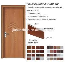 Interior Door Insulation Pvc Toilet Door Pvc Plastic Interior Door Interior Pvc Door Buy