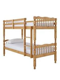 Bunk Bed With Mattress Bunk Beds Free Delivery On All Sizes Littlewoods Ireland