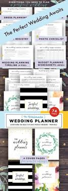 downloadable wedding planner get organized create the wedding with this instantly