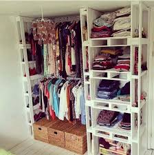 diy clothing storage clothes storage solved by 19 ingenious low cost diy closets swiftly