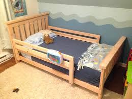 Used Bed Frames Loft Queen Bed Frame 96 In Finger Joint Corner Guards Storage Bed