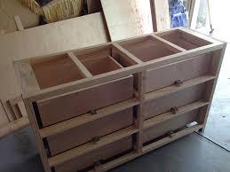 Ana White Farmhouse Storage Bed by Ana White 3 Drawer Dresser Oberharz
