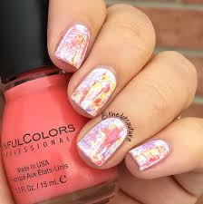 diy no tools nail art dry brush manicure cute girls hairstyles