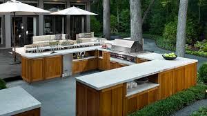 cuisine exterieure en inspiration 10 cuisines d extérieures chez soi