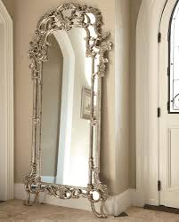 home decor wall mirror ideas with white wall decor also wooden