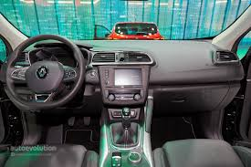 renault espace 2015 interior renault kadjar crossover shows disappointing interior at geneva