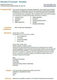 good cover letter for telesales 21 for your examples of cover