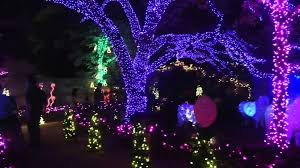 Zoo Lights Oregon by Txu Energy Presents Zoo Lights Youtube
