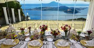 Small Wedding Venues Ibarra U0027s Party Venues U0026 Catering Services Metro Manila