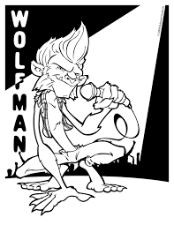 ben 10 werewolf coloring page free printable coloring pages wolf