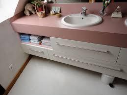 meuble sous vasque sur mesure meuble de salle de bain sur mesure à pacé rennes bains et solutions
