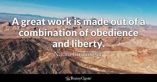 Blind Obedience To Authority Obedience Quotes Brainyquote