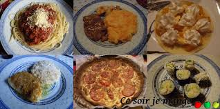 quoi cuisiner ce soir ce soir je mange quoi ce soir je mange