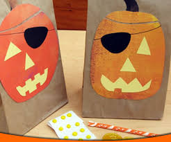 how to craft halloween placemats hellokids com