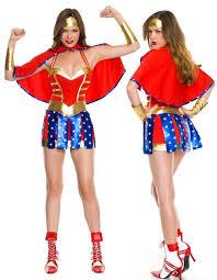 Marvel Female Halloween Costumes Superhero Cosplay Marvel Costume Woman Costume