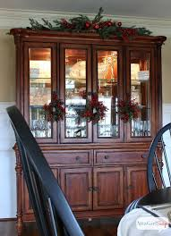dining room decorating ideas 2013 dining room hutch decorating ideas gallery of image on