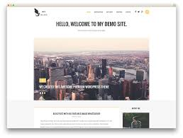 wordpress templates for websites 40 best clean wordpress themes 2017 colorlib