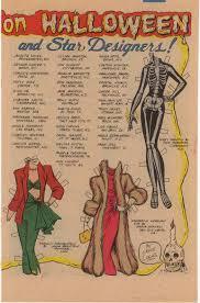 katy keene halloween paper doll marges8 u0027s blog